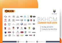 BKHCM Career Fair 2019