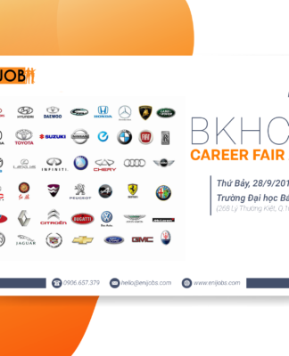 BKHCM Career Fair 2019