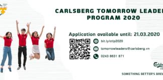 CARLSBERG TOMORROW LEADERS PROGRAM 2020